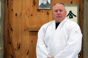 Dojo-Cho Donnelly Sensei